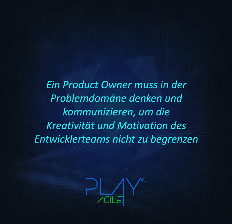 Product Owner PlayAgile Schulung